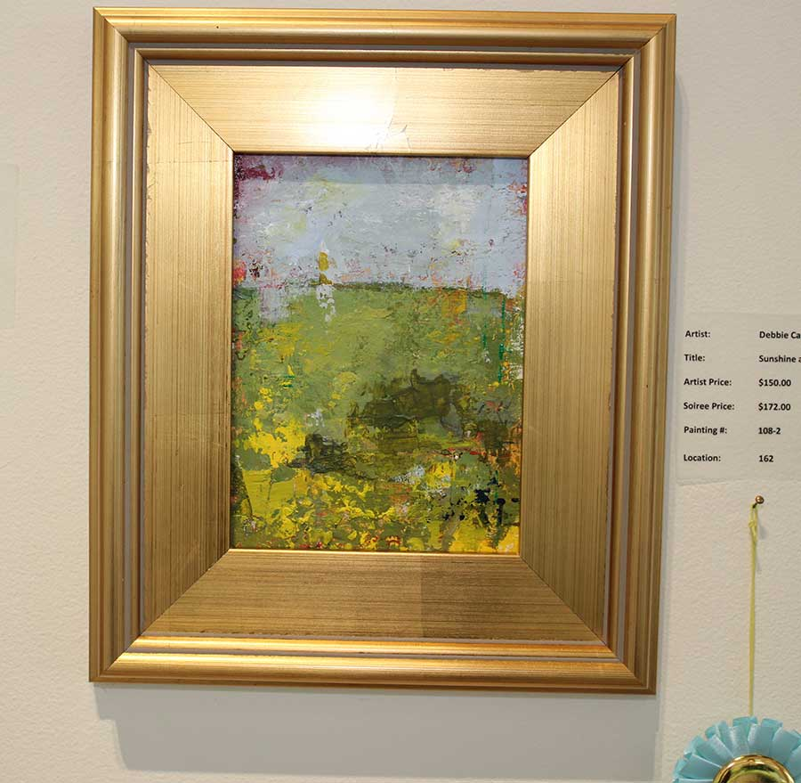 Honorable Mention Debbie Callahan Sunshine and Dandelions