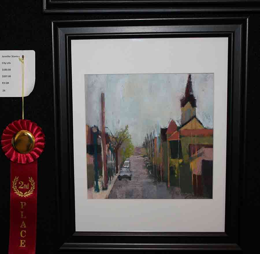 2nd Place Jennifer Stanley City Life