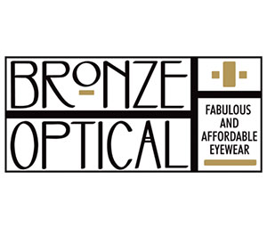 Bronze Optical Logo