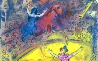 Chagall's Le Cirque