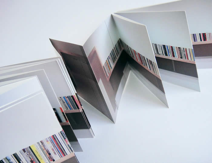 FOLD: Artists' Accordion Books