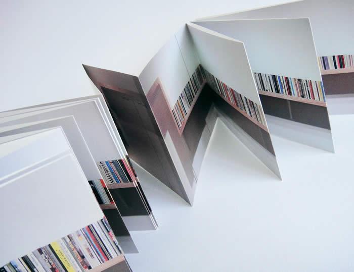 FOLD: Artists' Accordion Books