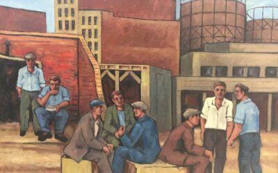 Brother, Can You Spare A Dime: Jewish Artists of the WPA