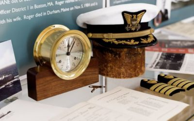 Captain Roger F. Erdmann • USCG: The Unsung Hero of North Point Lighthouse