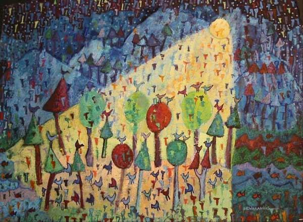 Rosalie Waranius Vass Art
